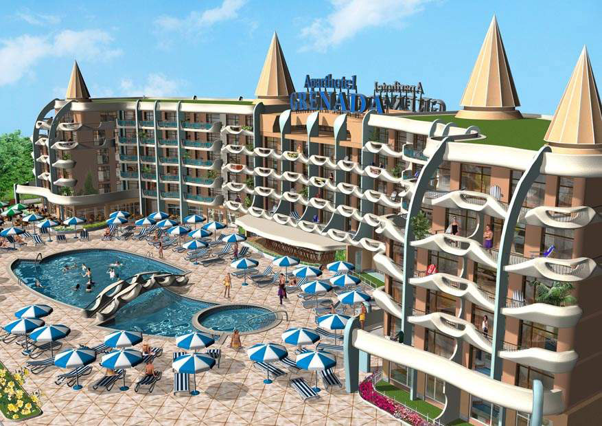 Grenada - Apartment Hotel - Sunny Beach