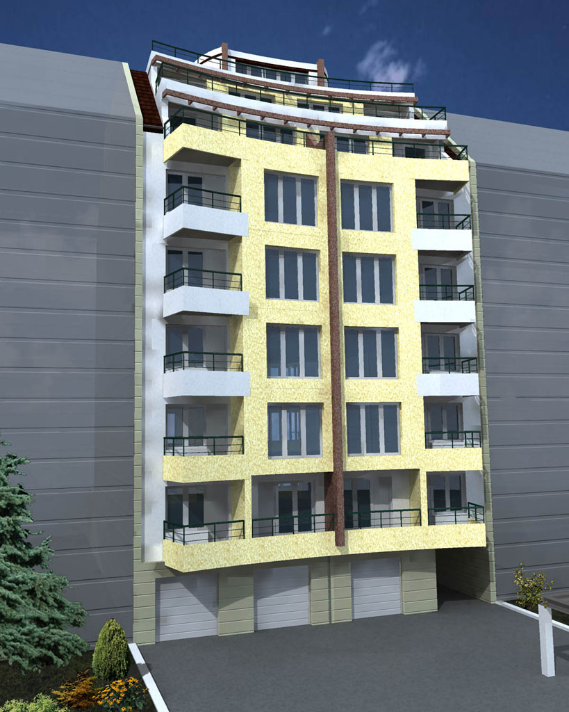 Apartment House Sofia Bulgaria 28 Images